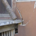 136 外壁モルタル亀裂