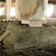 167 基礎沈下 柱脚損壊