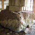 170 基礎沈下 柱と基礎石とのズレ