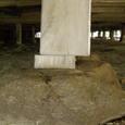 177 柱と基礎石とのズレ