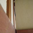 603 内壁・天井隙間