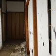 610 柱傾斜 建具破損 内壁崩落