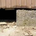 623-4 柱・基礎のズレ