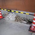 704 水道管損傷