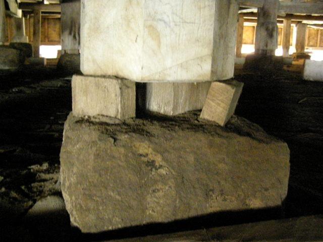 179 柱脚損壊