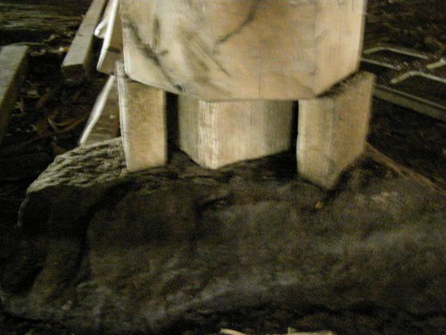 182 柱脚損壊